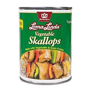 Loma Linda - Plant-Based - Vegetable Skallops (20 oz.) – Kosher
