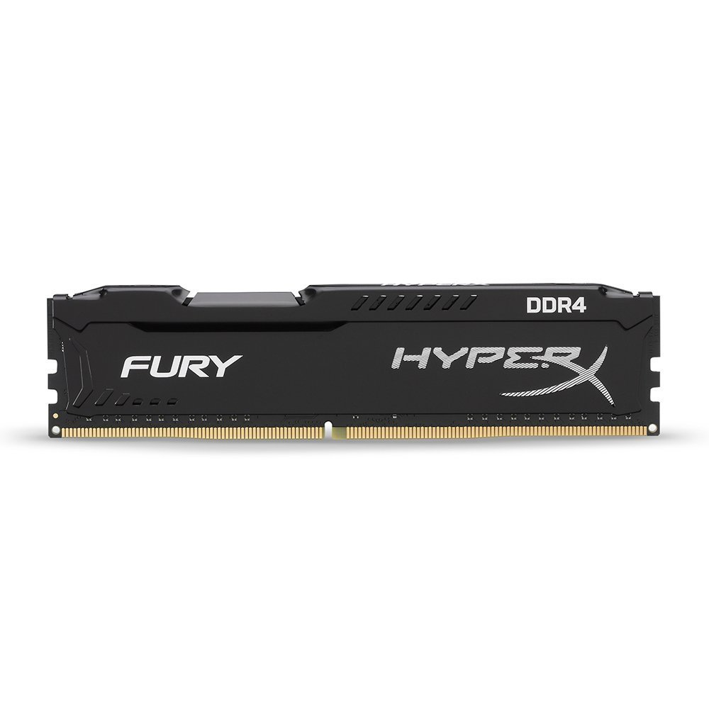 Kingston HyperX Fury DDR4 HX424C15FB2/8 RAM 8GB (2400MHz DDR4 CL15 DIMM)
