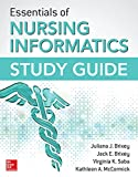img - for Essentials of Nursing Informatics Study Guide book / textbook / text book
