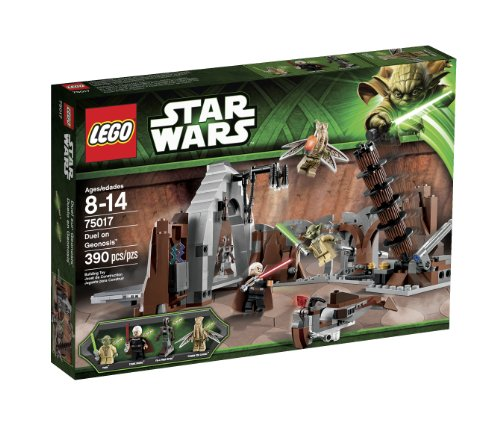 LEGO Star Wars Duel on Geonosis (Wars Lego Palpatine Star Arrest)