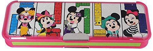 Disney Minnie Plastic Pencil Box