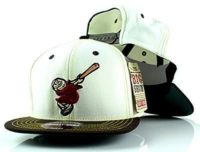 MLB American Needle The Big Show Baseball Wool Adjustable Snapback Hat-San Diego Padres