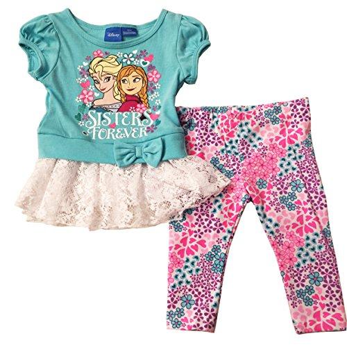 Disney Toddler Sisters Forever Legging