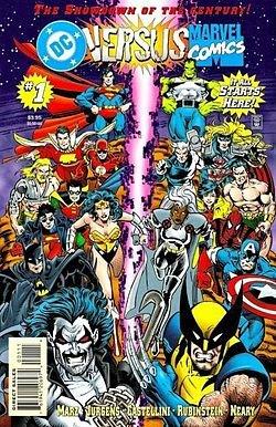 Download DC vs Marvel #1 ebook