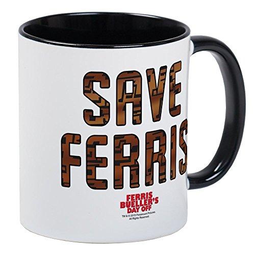 CafePress Save Ferris Unique Coffee Mug