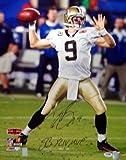 "Drew Brees Autographed 16x20 Photo New Orleans Saints ""SB XLIV MVP"" PSA/DNA Stock #20818"