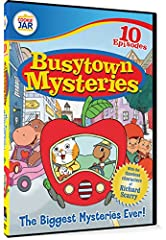 Curiosities are everywhere in Busytown and so are Huckle Cat, Lowly Worm, Sally Cat, Hilda Hippo plus Pig Will and Pig Won't. Each episode is an innovative blend of humor and learning based around six unforgettable friends and many other colorful ...