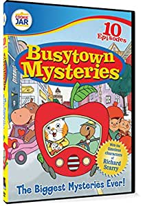 Busytown Mysteries: The Biggest Mysteries Ever!