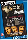 The Departed/Donnie Brasco/Gangs of New York