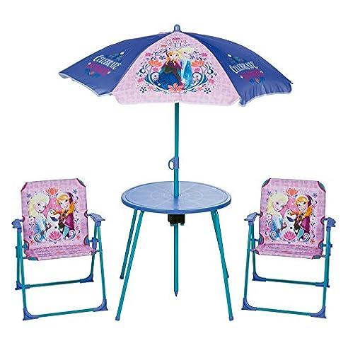 Delightful Disney Frozen Kids Terrasse Sonnenschirm Regenschirm Set Outdoor Für Den  Gartenbau Kinder