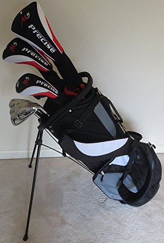 - Tall Mens Golf Set All Graphite Shafts Taylor Fit Custom Made Clubs +1
