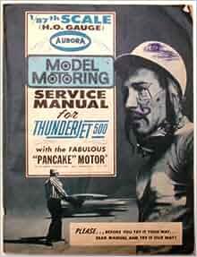 More Aurora model motoring vibrator service manual like your