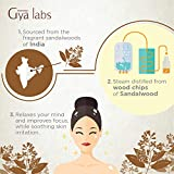 Gya Labs Sandalwood Essential Oil for Skin Care and