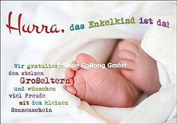 Geburt Glückwünsche Opa Zur