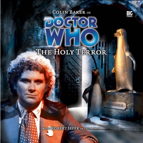 Read Online The Holy Terror (Doctor Who) pdf