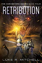 Retribution: Book Four of the Harvesters Series Paperback
