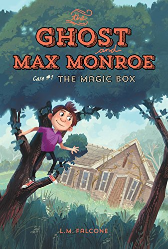 The Ghost and Max Monroe, Case #1: The Magic Box pdf