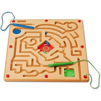 Amazon.com: Lakeshore Magnetic Color Maze: Toys & Games