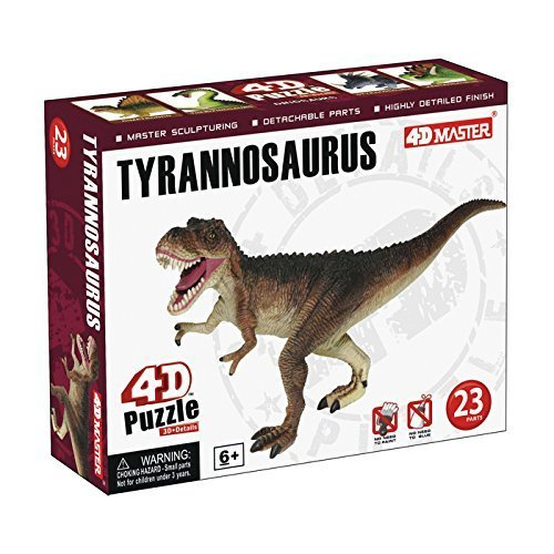Tyrannosaurus Rex 4-D Puzzle for sale  Delivered anywhere in USA