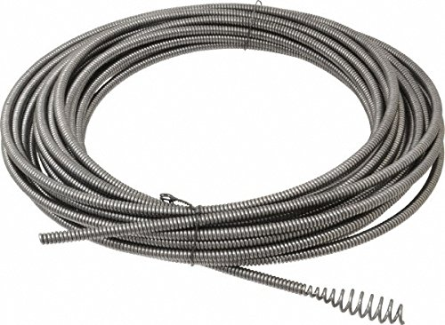 Ridgid 62245 25-Feet Drain Cleaning Cable with Male Coupling by Ridgid
