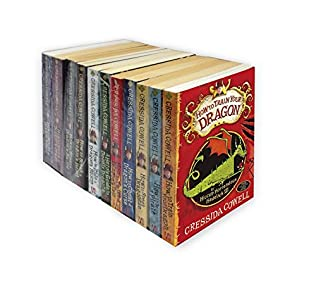 book cover of How to Train Your Dragon: Books 1-11 Pack