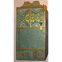Moroccan inspired cabinet