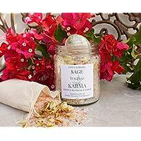 Organic KARMA Orange Blossom & Amber Tub Teaz FREE Shipping on purchases over $35