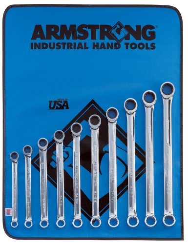 12-Point Geared Box Wrench Sets Model Code: AA (part# 54-609) ()