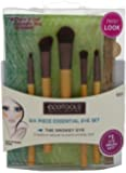 Ecotools #1227 Make-Up Brush 6 Pc Essential Eye Set With Case