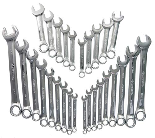 Husky Wrench Set
