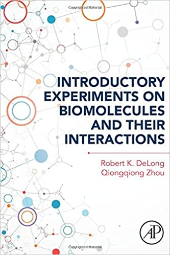 Introductory Experiments on Biomolecules and their