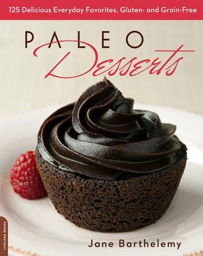 Paleo Desserts Delicious Favorites Grain Free product image