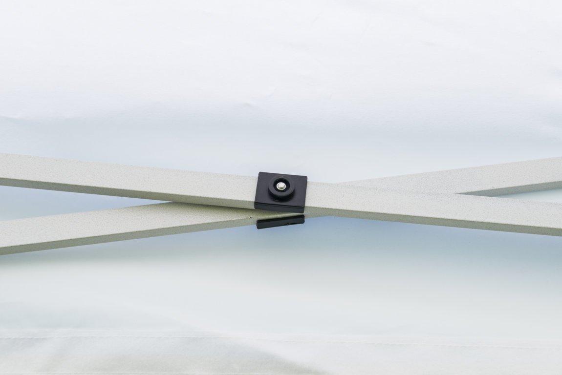 Beige F3RES incluant Une Porte RAY BOT Tente Pliante 3x4.5 M en Acier et Polyester 350g//m/² Tonnelle Pliante Chapiteau Barnum avec Les 4 c/ôt/és b/âches
