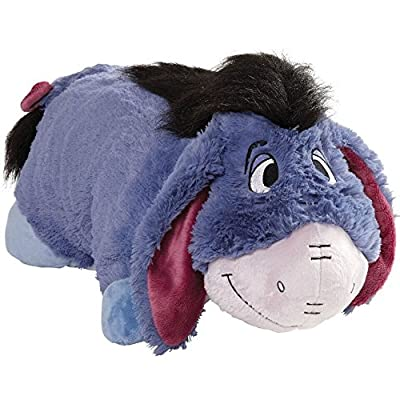 "Pillow Pets Stuffed Animal Plush Disney, 16"", Eeyore: Home & Kitchen"