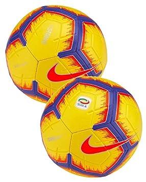 Nike Sa Nk Strk-fa18 Balón de fútbol, Unisex Adulto, Amarillo ...