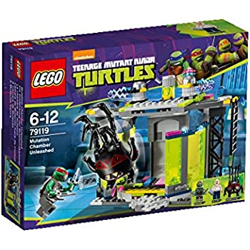 Amazon.com: LEGO Mutant Ninja Turtles 79117: Toys & Games