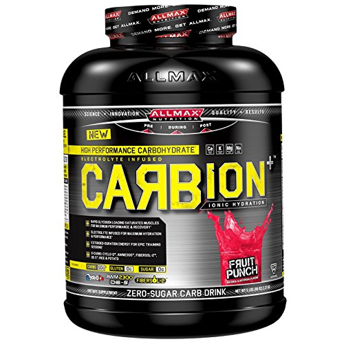 Allmax Nutrition Carbion 5lbs - Fruit Punch