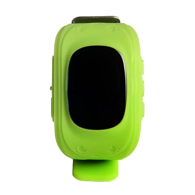 Amazon.com: Andux Land SOS Smartwatch kid GPS watch GPS ...