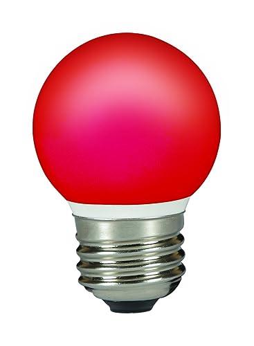 Sylvania SYL-0026887 - Lámpara LED (Rojo, 4,5 cm)