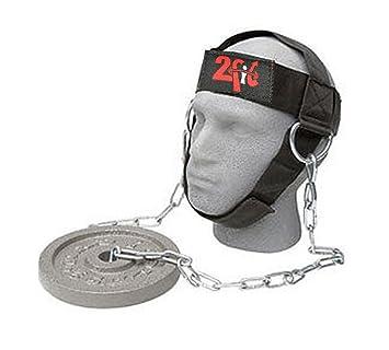 2Fit Your Fitness Partner 2 Fit Gym Arnés de cabeza para levantamiento de peso, correa ajustable, entrenamiento para el cuello: Amazon.es: Deportes y aire ...