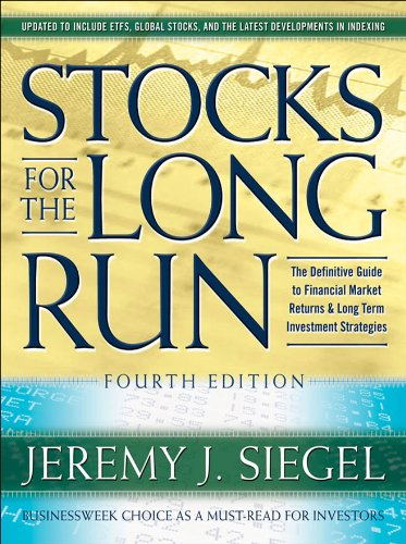 Amazon stocks for the long run 4th edition the definitive stocks for the long run 4th edition the definitive guide to financial market returns fandeluxe