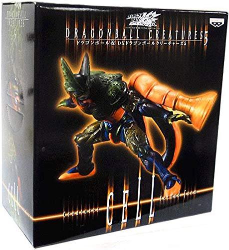 Dragonball Kai BanPresto Creatures Collection 5 Deluxe NonArticulated Figure Cell Second Form