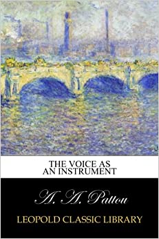The Voice as an Instrument