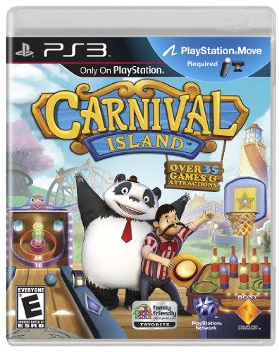 Carnival Island - Playstation 3]()