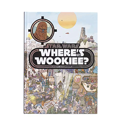 Star Wars - Where's The Wookiee? Look and Find - PI Kids (Star Wars: Look and Find) (Look Store Finder New)