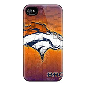 Top Quality Rugged Denver Broncos Cases Covers For Iphone 6plus