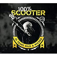 Scooter: 100% Scooter (25 Years Wild And Wicked) (Limited) [5CD]