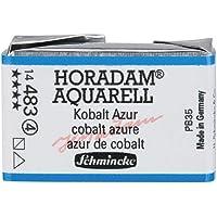 Schmincke Horadam Aquarell Artist Sulu Boya Tam Tablet Seri 4 483 Cobalt Azure