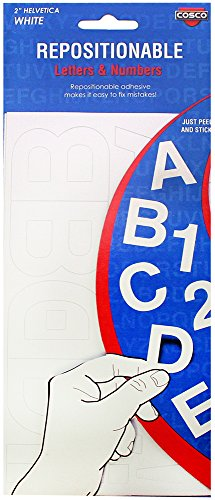 Creative Start Cosco Letters and Numbers 2