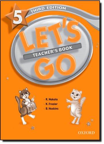 Download Let's Go 5 Teacher's Book Pdf